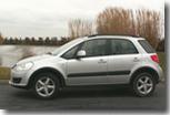 Essai - Suzuki SX4: le crossover des jeunes familles ?