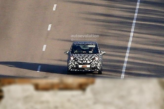 Surprise : la future Toyota Aygo ou bien ...