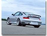 Porsche 911 Turbo TechArt : des ailes à votre rêve