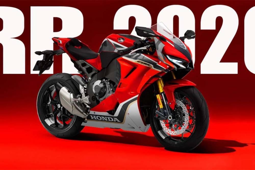 Nouveauté - Honda  nouvelles rumeurs sur une nouvelle 1000 CBRR. c1f50571e450