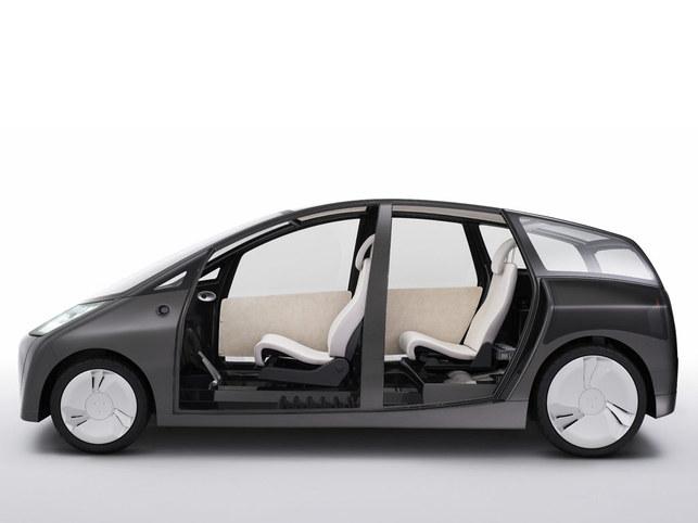 Salon de Tokyo : Toyota 1/X Concept, un hybride léger à souhait !