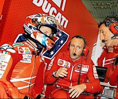 Moto GP - Ducati: De son Australie, pour la première fois, Stoner explique fait le point sur son état