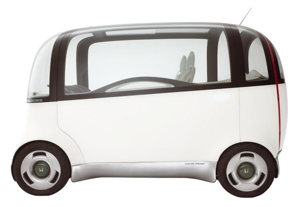 Salon de Tokyo : le Honda Puyo Concept ? La douceur écolo incarnée !