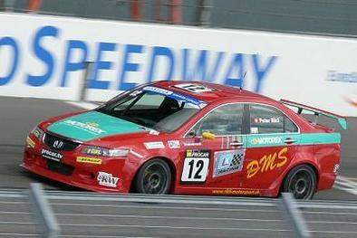 WTCC: N'Technology passe un accord avec  JAS Honda