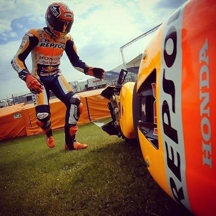 Moto GP - Grand Prix des Pays-Bas J.1: Kent Zarco et Pedrosa devant