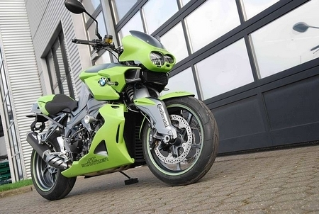 BMW K 1300R & S by AC Schnitzer : Préparation à l'Allemande