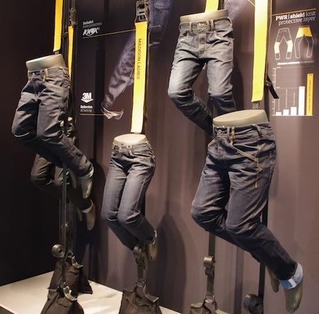 Salon de Milan en direct: Rev'it présente sa gamme de jeans