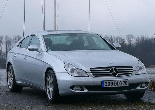 Essai - Mercedes CLS 320 CDI : l'autre étoile