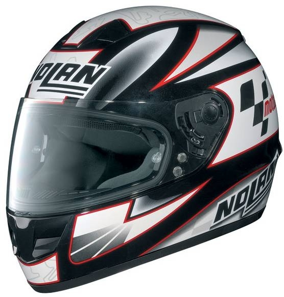 Nolan N62 : version motoGP