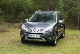 Essai vidéo - Renault Koléos restylé : seconde chance