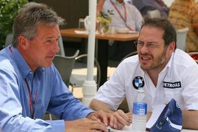 Sport-Auto: Villeneuve et Pollock se quittent