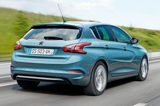 Future Peugeot 308: comme ça?