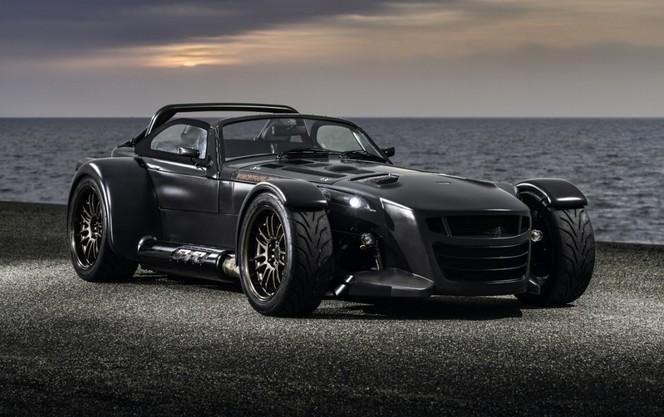 """Donkervoort dévoile la D8 GTO """"Bare Naked Carbon"""""""