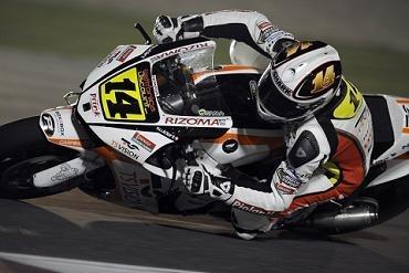 Moto GP - Qatar: Randy, prêt pour un bon coup
