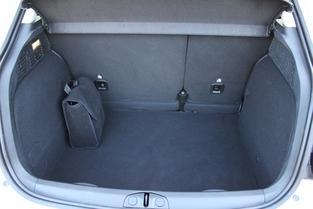 La Fiat 500X propose un coffre allant de 350 à 1 000 litres.