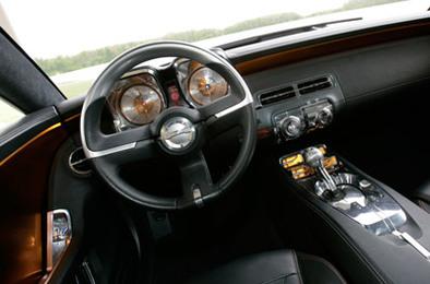 Futur Chevy Camaro : bienvenue à bord