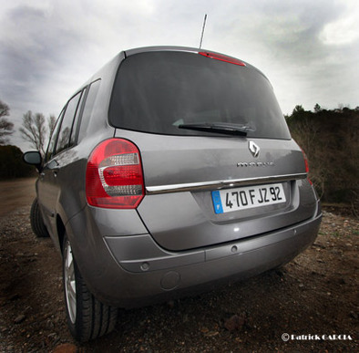 Test intestin assassin !  Renault Grand Modus contre Clio Estate 1/3
