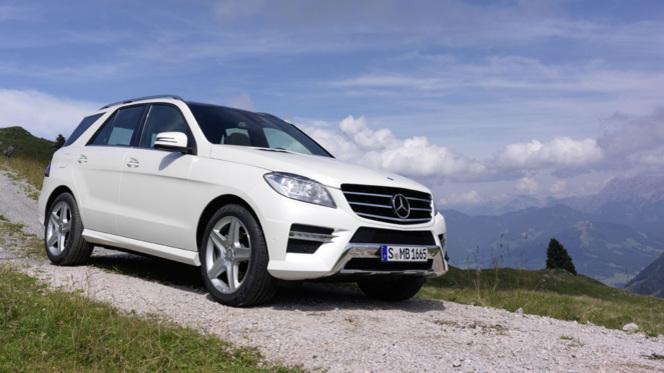 Essai vidéo - Mercedes Classe M : dans la continuité