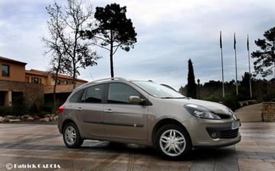 Test intestin assassin ! Renault Grand Modus contre Clio Estate 2/3