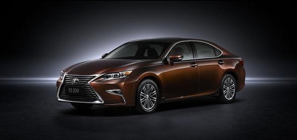 Shanghai 2015 : la nouvelle Lexus ES se dévoile
