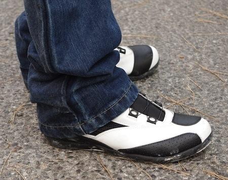 Essai Held Urban Rider: de l'aération et de la protection pour vos pieds