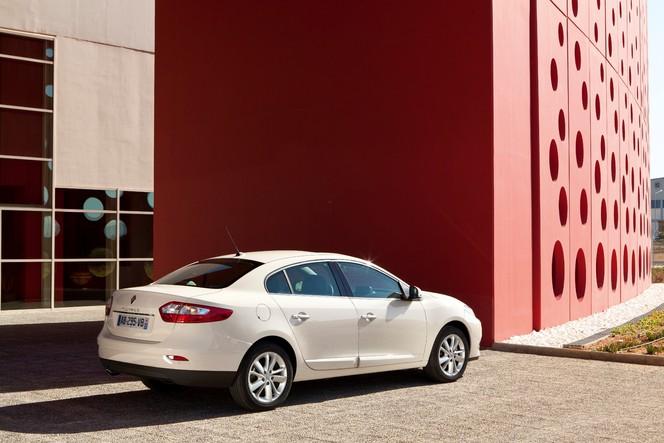 Voici la nouvelle Renault Fluence restylée