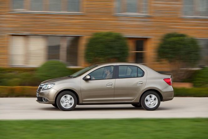 Nouvelle Renault Symbol: elle se prend pour une Dacia Logan!