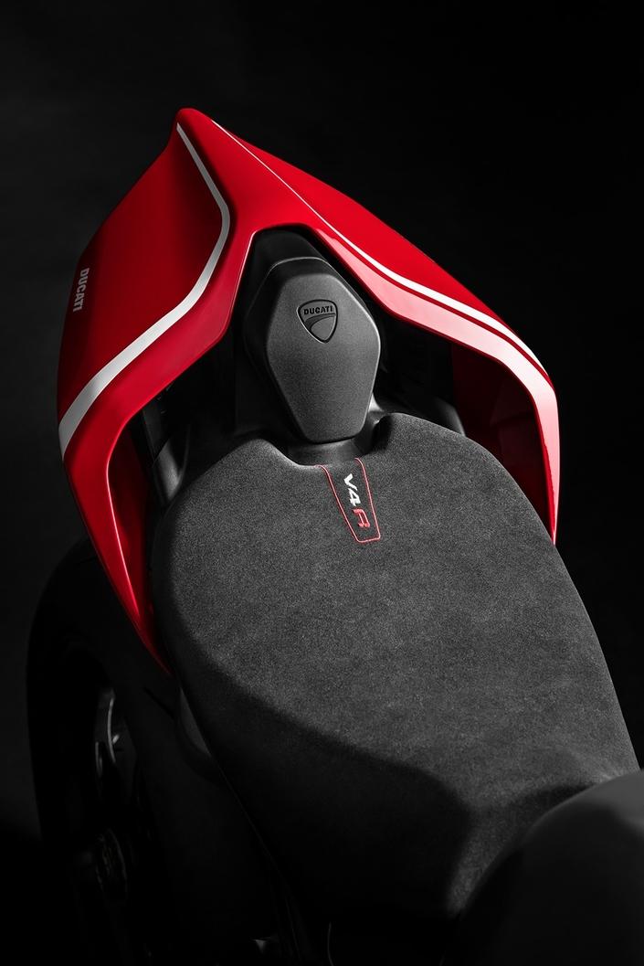 Nouveauté 2019, Panigale V4 R... la Ducati (de série) la plus puissante jamais construite