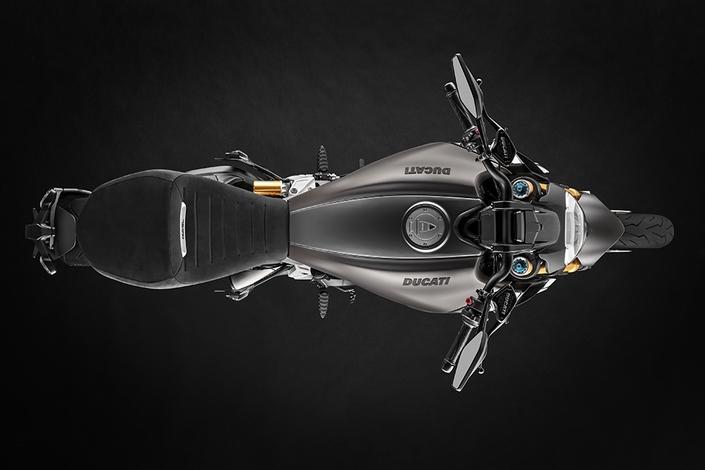 Nouveauté 2019: Ducati Diavel 1260 new génération