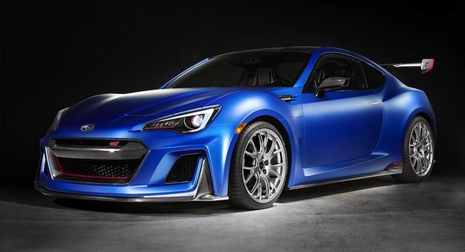 Subaru BRZ STI : il va venir