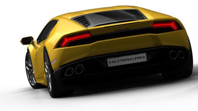Toutes les nouveautés du salon de Genève 2014 - Lamborghini Huracan: lourde succession