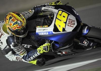Moto GP - Qatar: Coup de froid pour Rossi