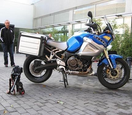 Essai Yamaha XTZ 1200 Super Ténéré - Carnet de route: La théorie avant les travaux pratiques