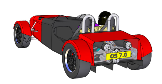 Future Andre OS7.0: la Lotus 7 inspire toujours...