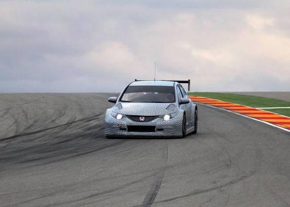 """WTCC - Voici la nouvelle Honda Civic """"TC1"""""""