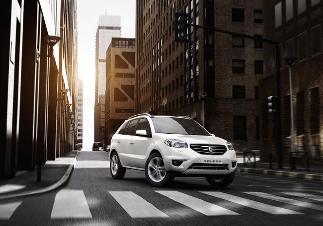 Salon de Francfort 2011 - Le nouveau Renault Koleos veut conquérir le monde