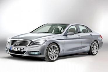 Nouvelle Mercedes Classe S: comme ça?