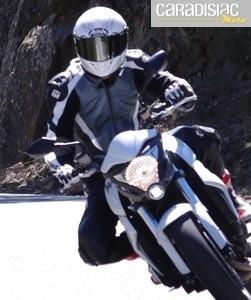 Essai dorsale IXS Pro Back IX Gharial: présentation avant roulage.
