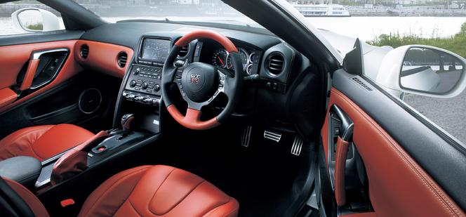 Nissan GT-R 2013: elle évolue encore... et toujours