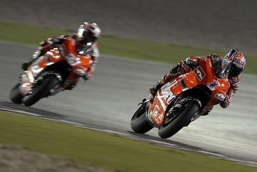 """Moto GP - Qatar Stoner: """"Ca me rappelera mes débuts"""""""