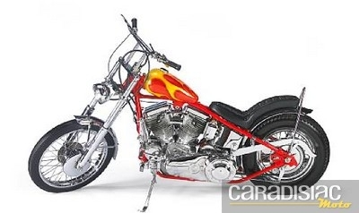 Des répliques des motos d' « Easy Rider » aux enchères le 14 mai prochain à Carmel (Californie).