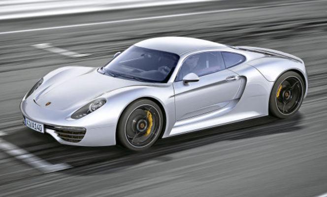 La future Porsche 961 confirmée