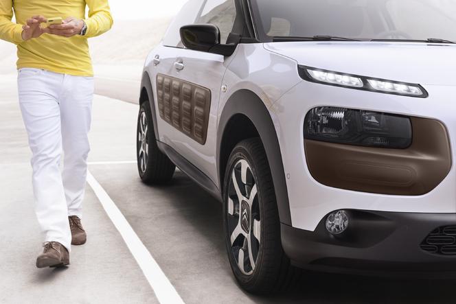 Nouvelle Citroën C4 Cactus: à partir de 14500 € et jusqu'à 115000 exemplaires produits par an?