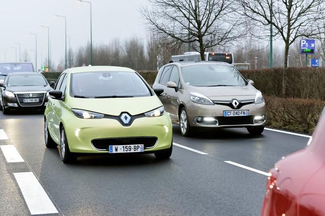 Renault Next Two: une Zoé pas comme les autres...