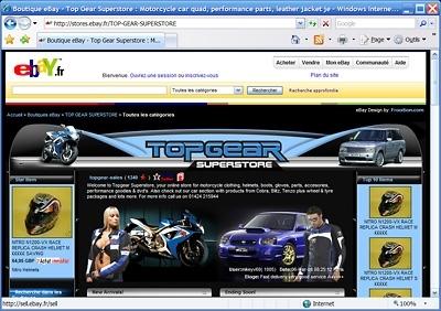 Leçon de marketing par Top Gear Superstore [Sexy Explicit Content]