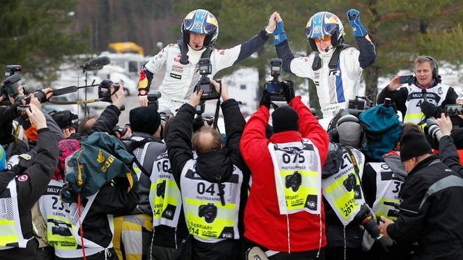 WRC Rallye de Suède : Ogier faute, Latvala l'emporte et prend les commandes du championnat