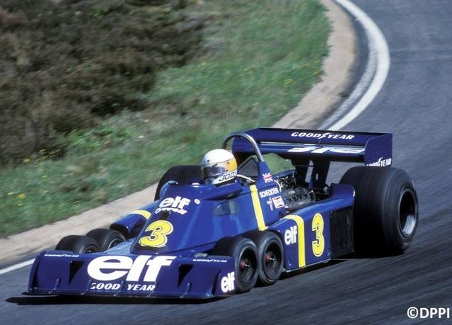 Tyrrell Racing P34
