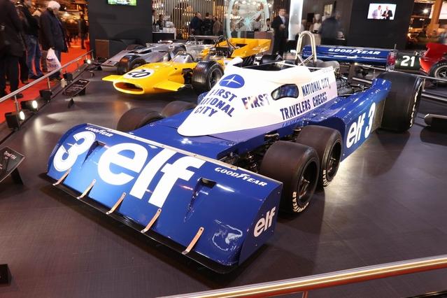 La Cosworth 4WD, unique Formule 1 construite par Cosworth