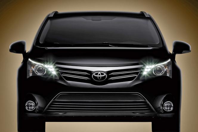 Salon de Francfort 2011 - Toyota Avensis restylée, premier aperçu