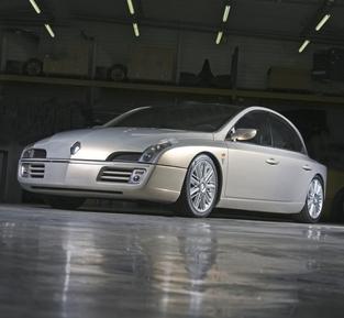 Concept Car Initiale de 1995